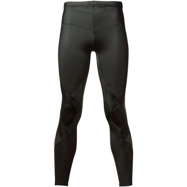 Prince(プリンス) CW-X スタビライクス メンズ ブラック テニス ゲームシャツ・パンツ HZO689-165 メンズ