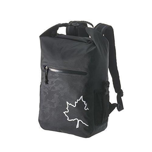 ロゴス(LOGOS) SPLASH mobi スモールダッフルリュック25 (ブラックカモ)