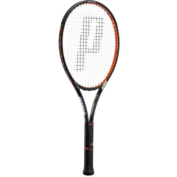 Prince(プリンス) ツアープロ 100 XR ブラック×オレンジ テニス ラケット 7TJ016