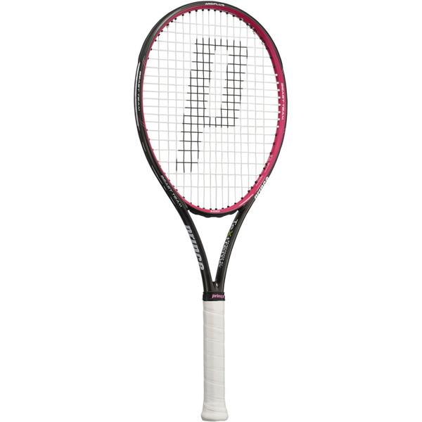今なら送料負担キャンペーン中(北海道・沖縄除く) Prince(プリンス) BEAST TEAM100 280g 硬式テニス用ラケット(フレームのみ) スマートテニスセンサー対応 テニス ラケット 7TJ071
