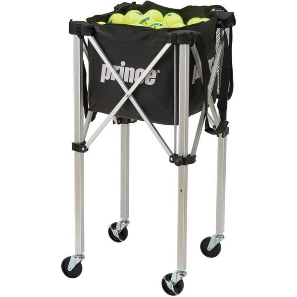 Prince(プリンス) テニス ボールバスケット ロックピンキャスター付 テニス 器具・備品 PL064-165
