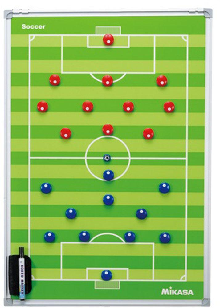 ミカサ(MIKASA) サッカー特大作戦盤(サンキャクナシ) サッカー 器具・備品 SBFXLB