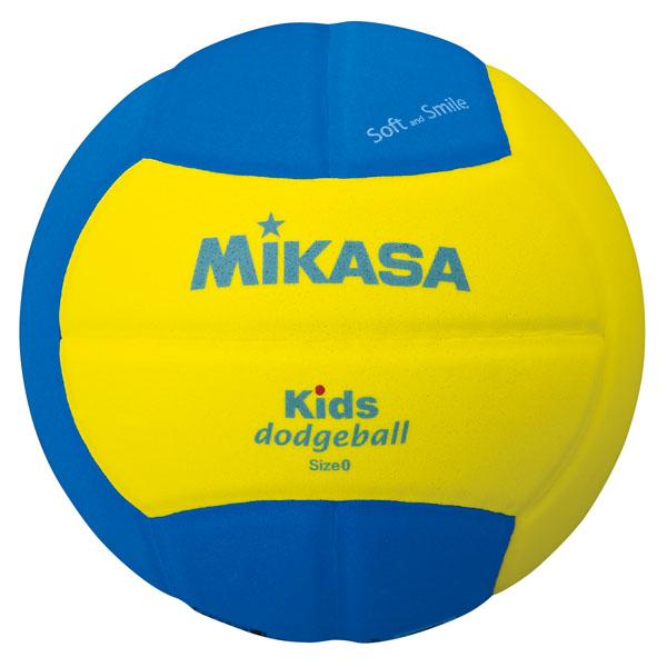 ミカサ MIKASA キッズドッジボール0号 YBL ハントドッチ 特価 SD00YBL ボール ボーイズ ジュニア 日本産