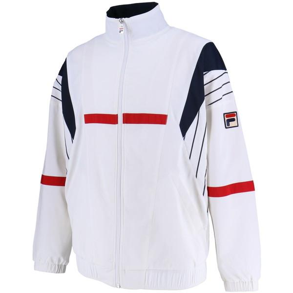 FILA(フィラ) ウィンドアップジャケット メンズ テニスウェア テニス ウインドウェア VM5355-01 メンズ