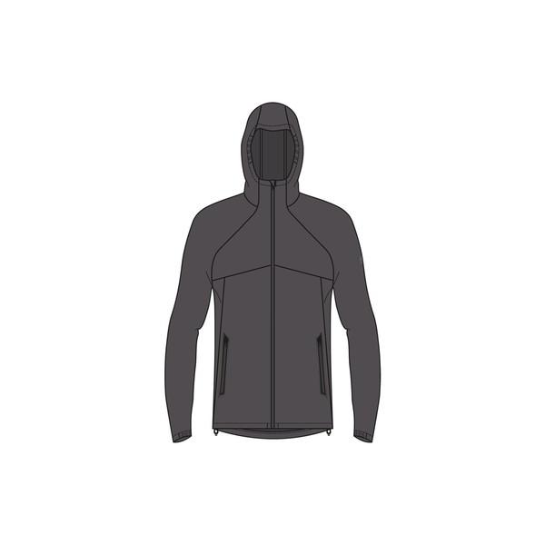 アシックス(asics) ウォータープルーフジャケット メンズ・ユニセックス 154233-0779