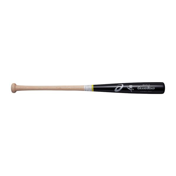 アシックスベースボール(asics/野球) GRAND ROAD グランドロード ジュニア 3121A011-001 木製バット 硬式用