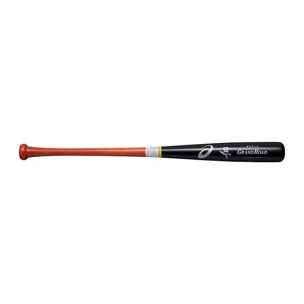 アシックスベースボール(asics/野球) GRAND ROAD グランドロード ジュニア 3121A011-002 木製バット 硬式用