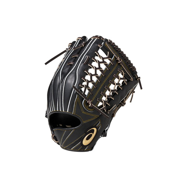 アシックスベースボール(asics/野球) スピードアクセルタイプD外野手用 3121A127-001 グラブ グローブ 硬式用