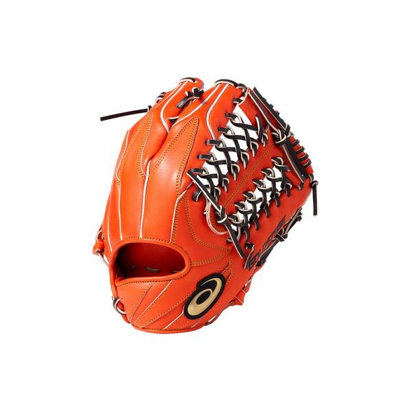 アシックスベースボール(asics/野球) スピードアクセル タイプA外野手用 BGH8SU-600 グラブ グローブ 硬式用