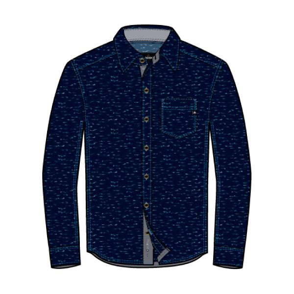 マーモット(Marmot) Hobson Midweight Flannel L/S Shirt メンズ TOMMGB4454-2836 シャツ