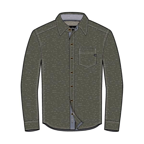 マーモット(Marmot) Hobson Midweight Flannel L/S Shirt メンズ TOMMGB4454-4761 シャツ