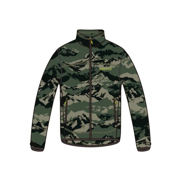 マーモット(Marmot) Mountain Fleece Jacket メンズ TOMMJL41-KH フリースジャケット