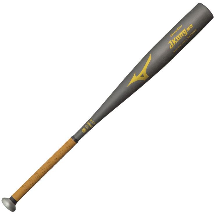 MIZUNO(ミズノ) 硬式用金属製 JKongM3 野球 バット 1CJMH1158309