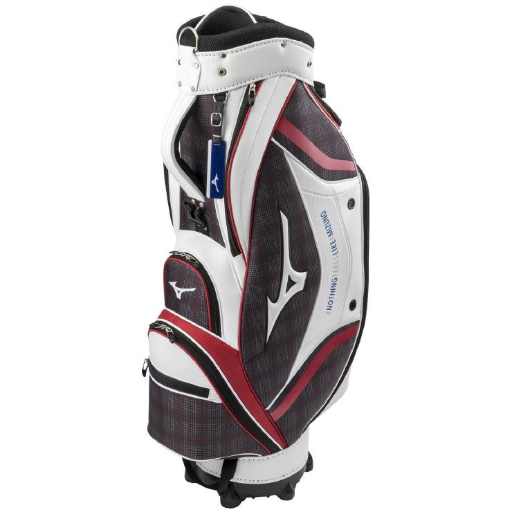 MIZUNO(ミズノ) LIGHT STYLE NEXLITE ゴルフ バッグ 5LJC1820000162