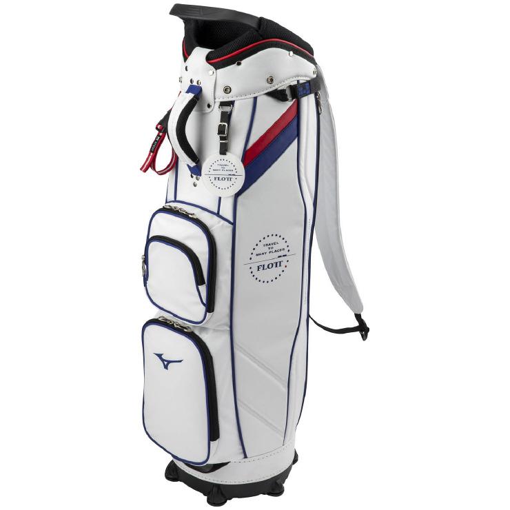 MIZUNO(ミズノ) FLOTT ゴルフ バッグ 5LJC18250001