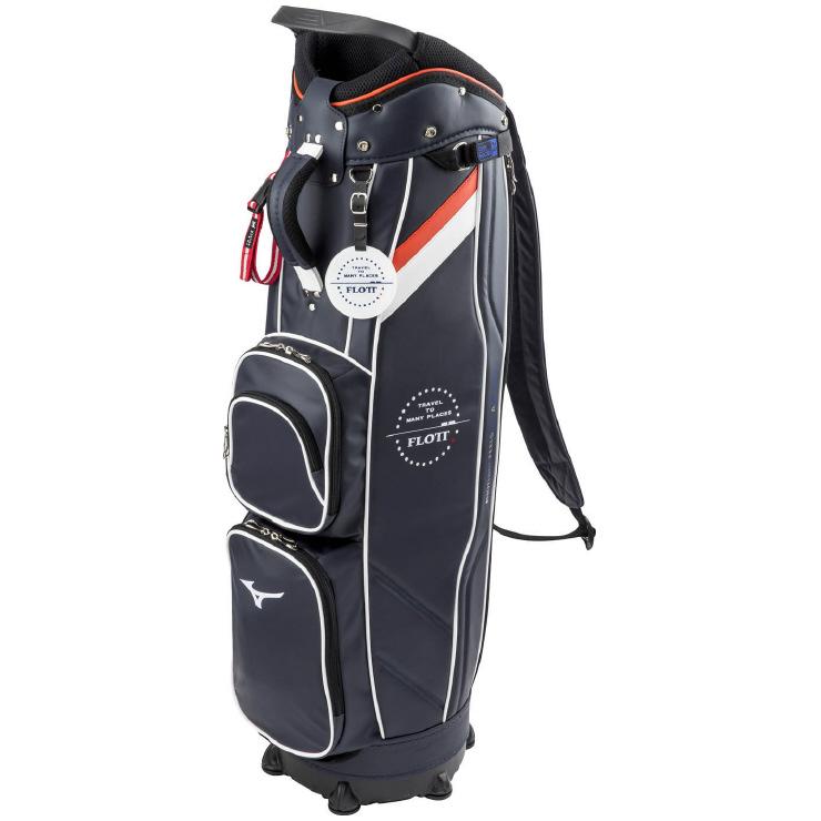 MIZUNO(ミズノ) FLOTT ゴルフ バッグ 5LJC18250014