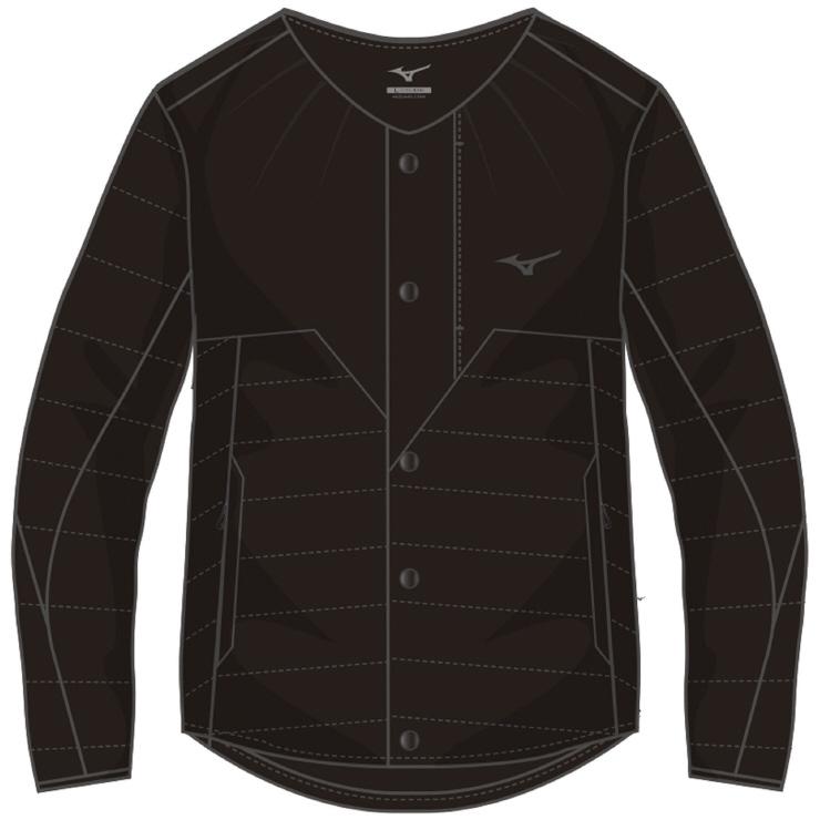MIZUNO(ミズノ) サーモブリッドインサレーションジャケット アウトドア アパレル メンズ A2ME855809