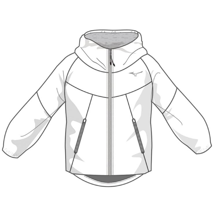 MIZUNO(ミズノ) テックフィルジャケット トレーニング アパレル レディース 32ME885001
