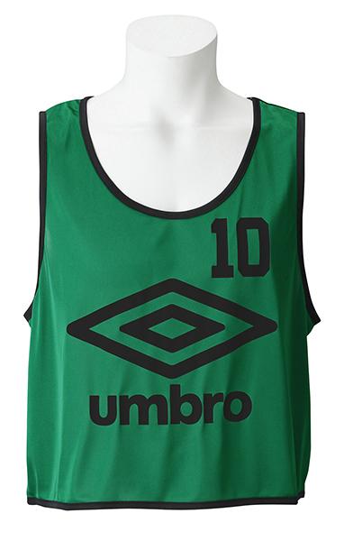 アンブロ(UMBRO) スポーツウェア ストロングビブス10P(メンズ)