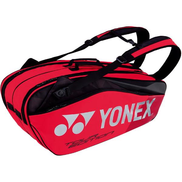 Yonex(ヨネックス) ラケットバッグ6 ラケット6本収納 テニス バッグ BAG1802R-596
