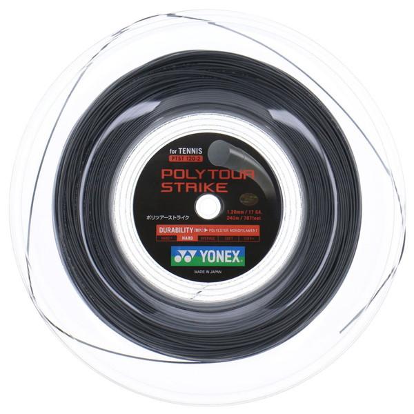 Yonex(ヨネックス) ポリツアーストライク120(240mロール) テニス ガット PTST1202-405