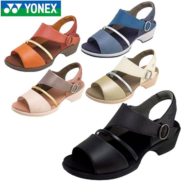 Yonex(ヨネックス) パワークッション SHWSDL13 サンダル レディース ウォーキングサンダル