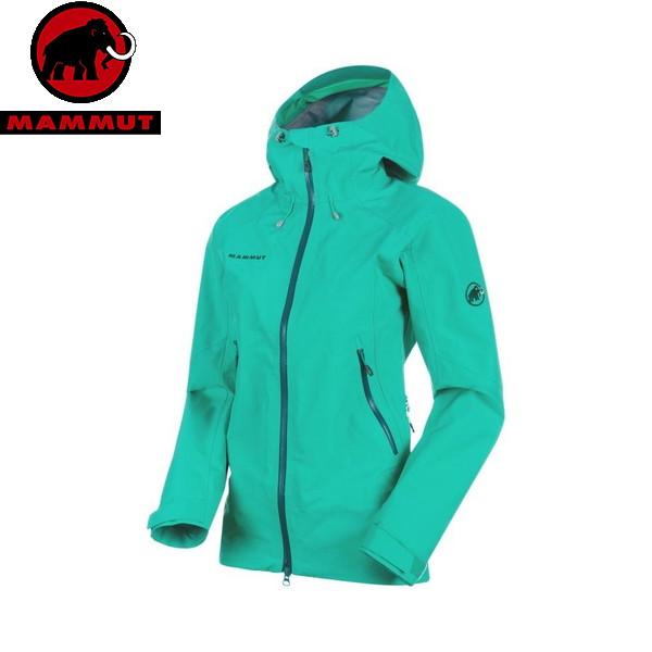 マムート(MAMMUT) Ridge HS Hooded Jacket Women 1010-21861-4997 ジャケット レディース
