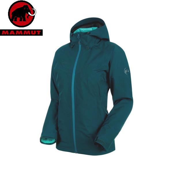 マムート(MAMMUT) Convey 3 in 1 HS Hooded Jacket Women 1010-26490-40027 ジャケット レディース