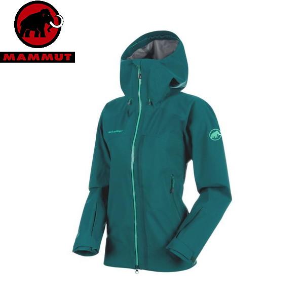 マムート(MAMMUT) Masao HS Hooded Jacket Women 1010-26510-7094 ジャケット レディース