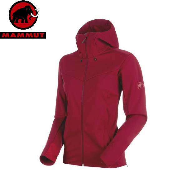 マムート(MAMMUT) Ultimate V SO Hooded Jacket AF Women 1011-00341-3496 ジャケット レディース