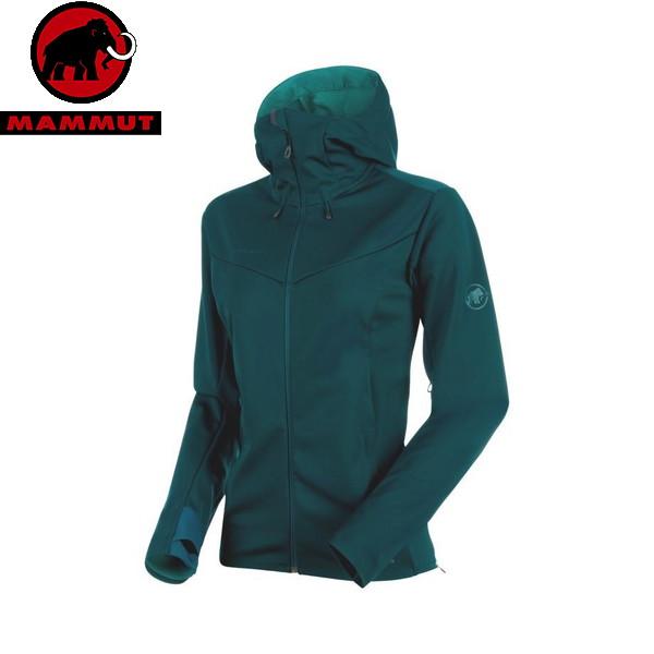 マムート(MAMMUT) Ultimate V SO Hooded Jacket AF Women 1011-00341-40028 ジャケット レディース