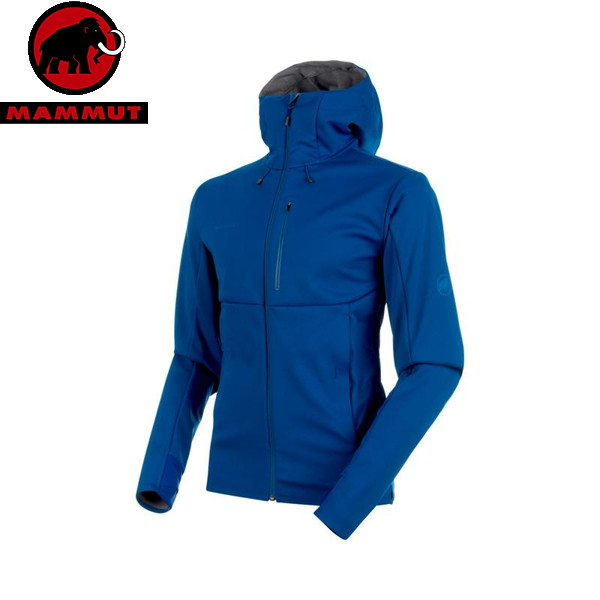 マムート(MAMMUT) Ultimate V SO Hooded Jacket AF Men 1011-00351-50100 ジャケット メンズ