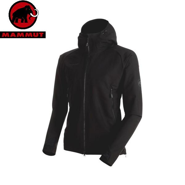 マムート(MAMMUT) Runbold Trail SO Hooded Jacket AF Men 1011-23001-0001 ジャケット メンズ