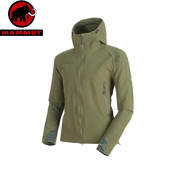 マムート(MAMMUT) Runbold Trail SO Hooded Jacket AF Men 1011-23001-4998 ジャケット メンズ