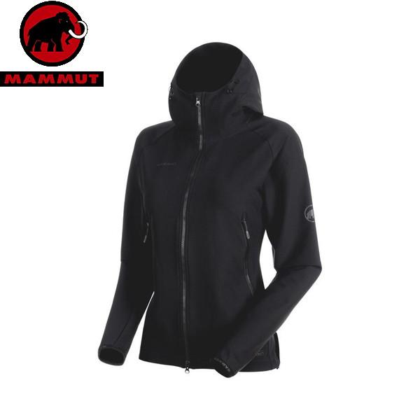 マムート(MAMMUT) Runbold Trail SO Hooded Jacket AF Women 1011-23011-0001 ジャケット レディース