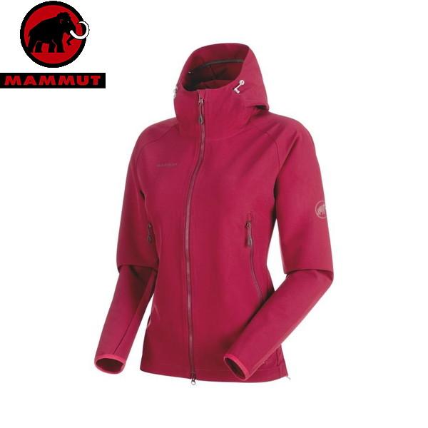 マムート(MAMMUT) Runbold Trail SO Hooded Jacket AF Women 1011-23011-3490 ジャケット レディース