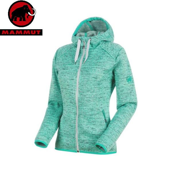マムート(MAMMUT) Chamuera ML Hooded Jacket Women 1014-24971-4997 ジャケット レディース