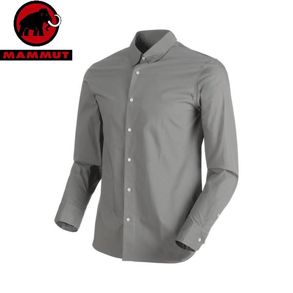 マムート(MAMMUT) CHALK Shirt Men 1015-00200-0051 長袖シャツ メンズ