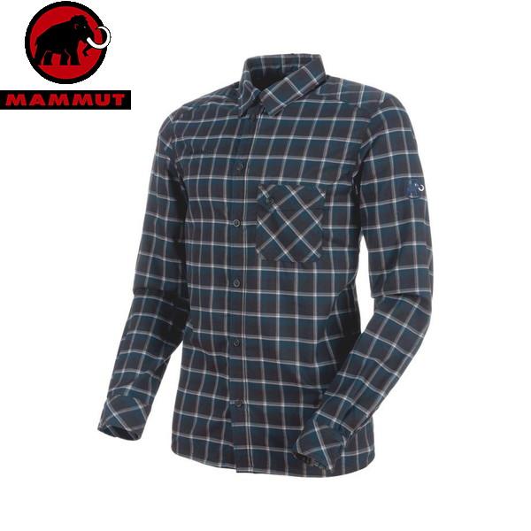 マムート(MAMMUT) Belluno Tour Longsleeve Shirt Men 1030-02600-00051 長袖シャツ メンズ