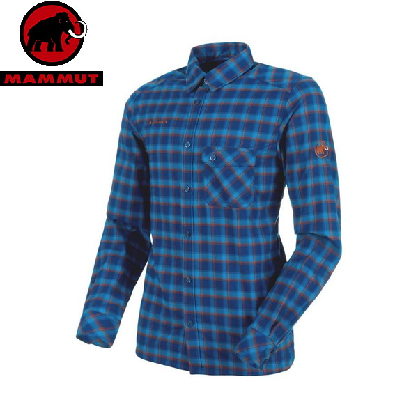 マムート(MAMMUT) Belluno Tour Longsleeve Shirt Men 1030-02600-50101 長袖シャツ メンズ