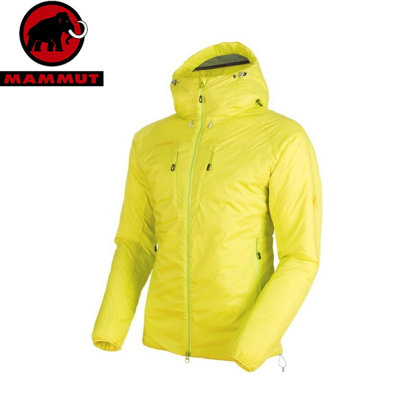 マムート(MAMMUT) Rime IN Flex Hooded Jacket AF Men 1013-00750-1227 ジャケット メンズ