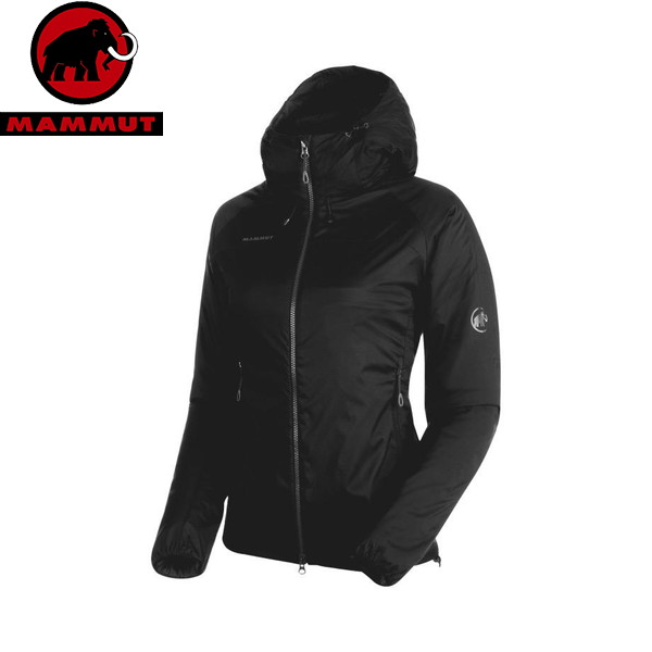 マムート(MAMMUT) Rime IN Flex Hooded Jacket AF Women 1013-00760-0001 ジャケット レディース