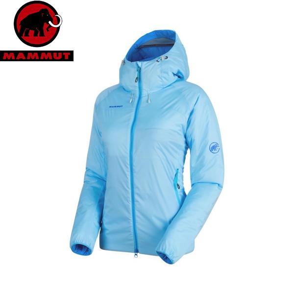 マムート(MAMMUT) Rime IN Flex Hooded Jacket AF Women 1013-00760-50037 ジャケット レディース
