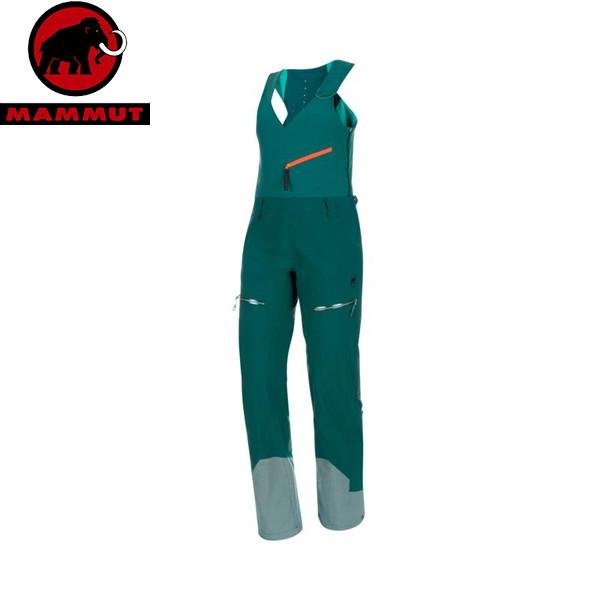 マムート(MAMMUT) Alvier HS Soft Bib Pants Women 1020-12360-40030 パンツ レディース