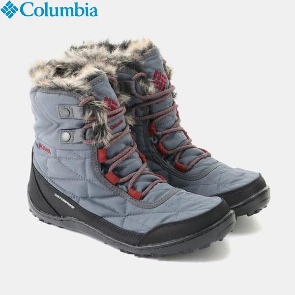 Columbia(コロンビア) ミンクスショーティー 3 レディース BL5961-053 シューズ ブーツ