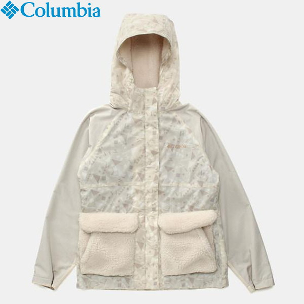 Columbia(コロンビア) ハーフバレイウィメンズパターンドジャケット レディース PL3065-022 ジャケット