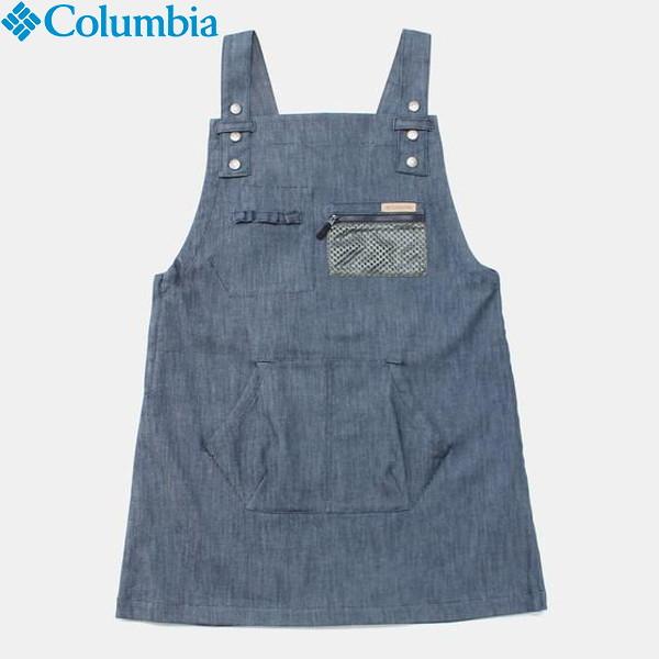 Columbia(コロンビア) キャンベルズパークウィメンズデニムカバーオール メンズ レディース 男女兼用 PL5075-465 ウェア