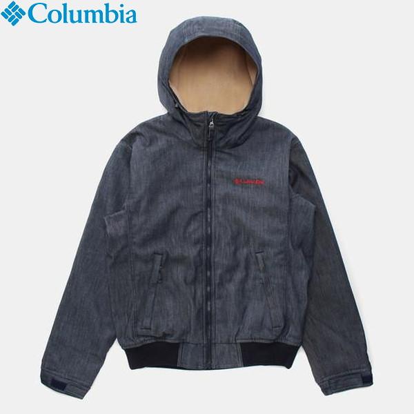 Columbia(コロンビア) ロマビスタデニムフーディー メンズ レディース 男女兼用 PM3409-465 フード付ジャケット