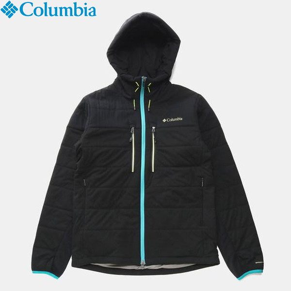 Columbia(コロンビア) サンタフェパークフーディー メンズ PM5619-010 フード付ジャケット