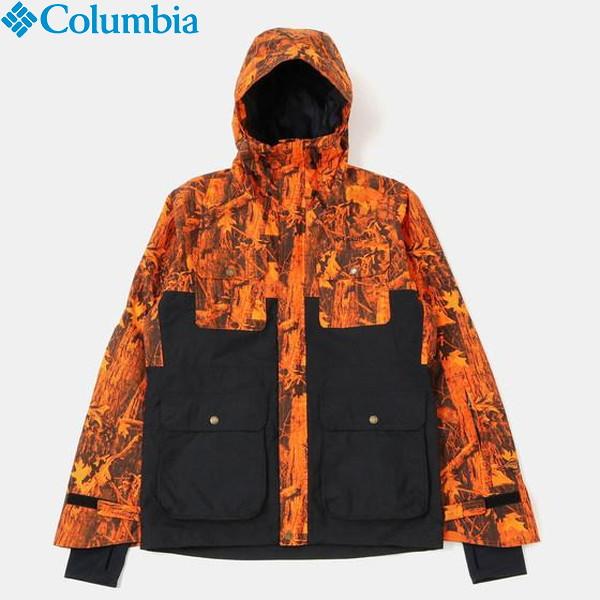 Columbia(コロンビア) パノラマストリームジャケット メンズ PM5622-011 ジャケット